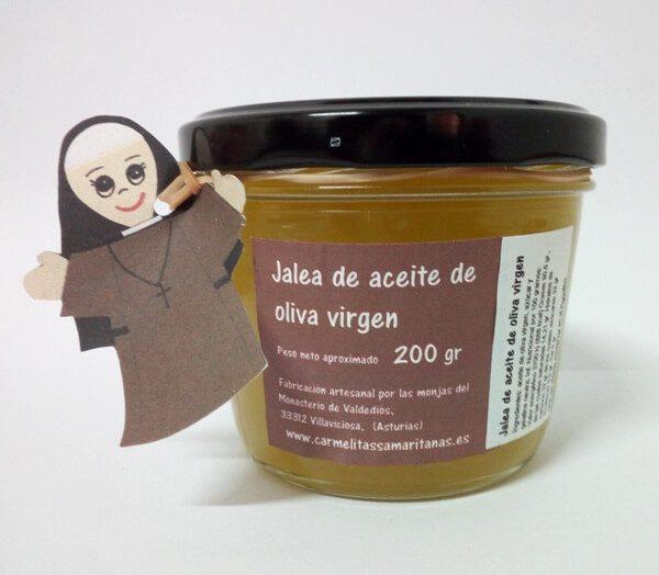 jalea de aceite de oliva